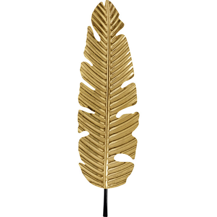 Wall Decoration Leaf Gold 92