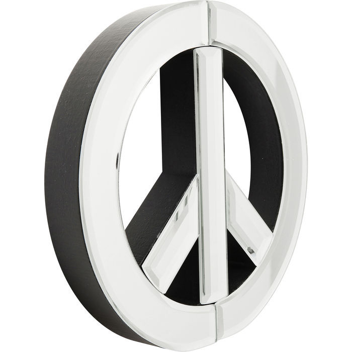 Wall Decoration Mirror Peace Small New