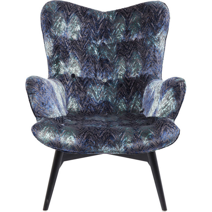 Surprising Armchair Angels Wings Eco Fancy Blue Gmtry Best Dining Table And Chair Ideas Images Gmtryco