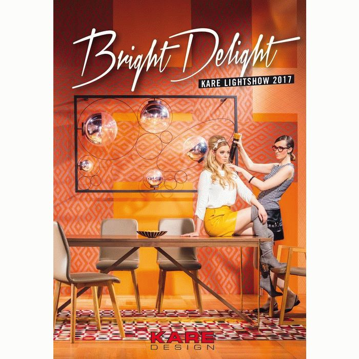 """A5"", Lighting Catalogue BRIGHT DELIGHT2017"