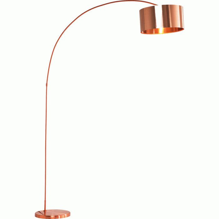 Floor Lamp Gooseneck Copper