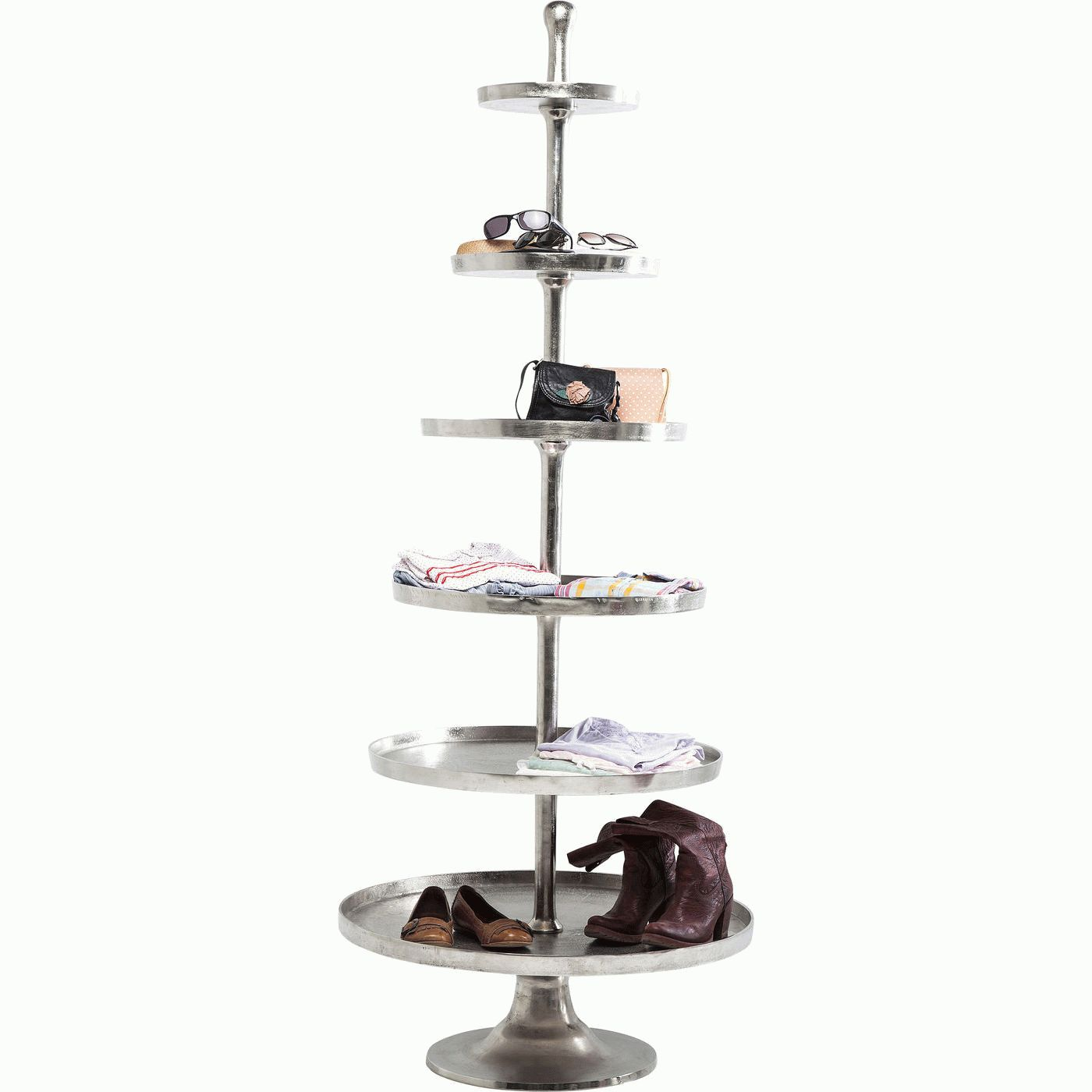 deco etagere paradise 200cm kare design. Black Bedroom Furniture Sets. Home Design Ideas