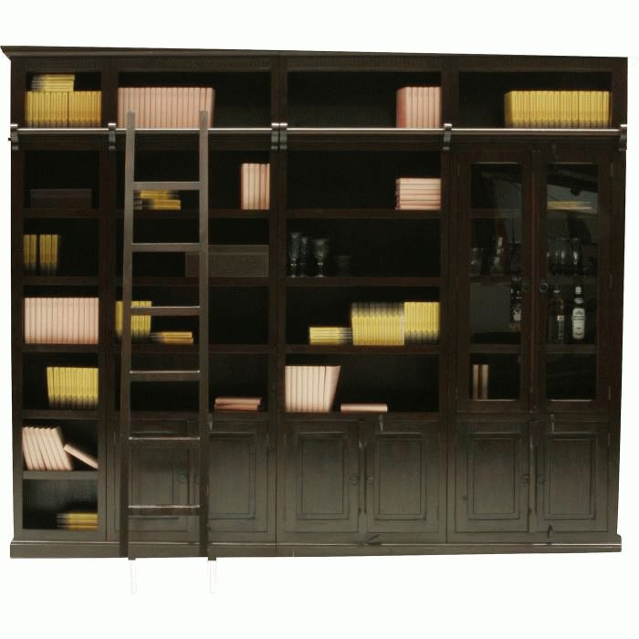 """Cabana Library"", element Display Cabinet"