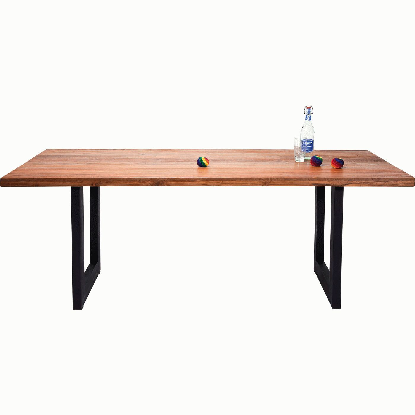 Factory Table Wood 200x90cm