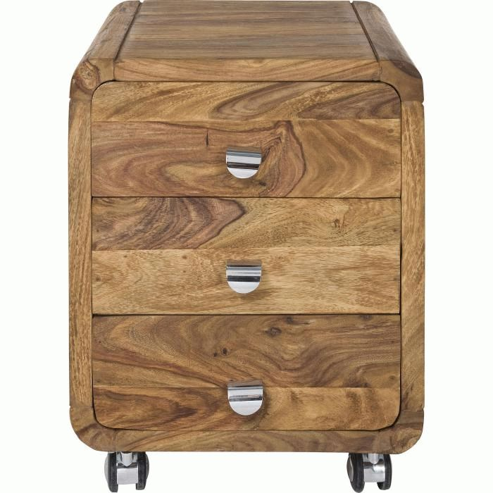 "Lipasto ""Authentico Club"", Roll Container 3 drawers"