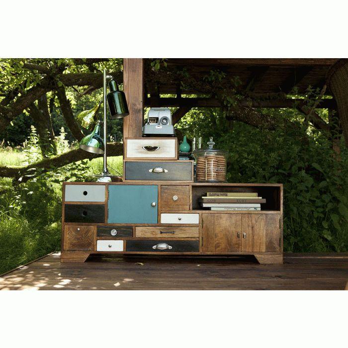 tv board babalou kare design. Black Bedroom Furniture Sets. Home Design Ideas