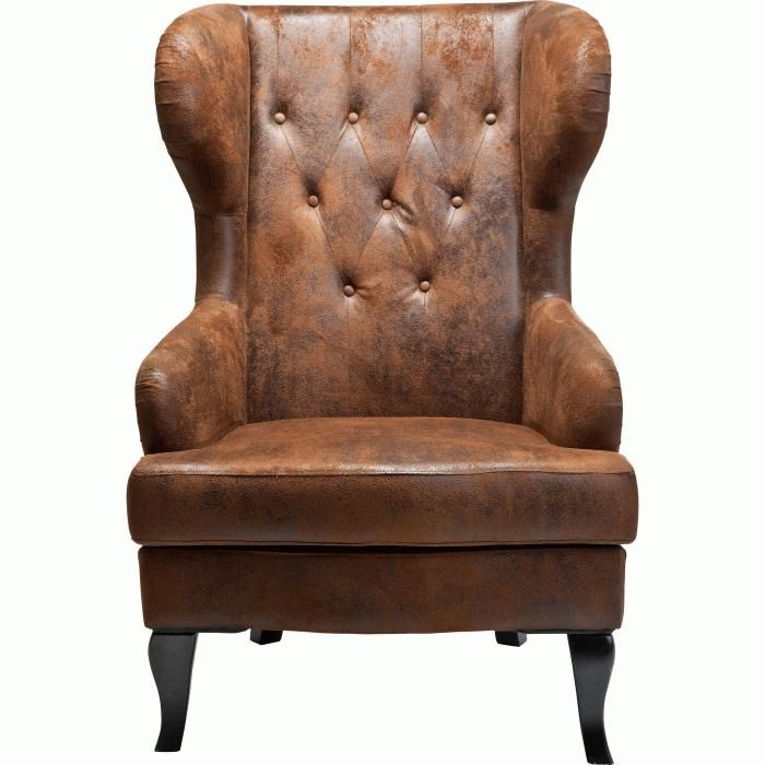 Wing Chair Vintage