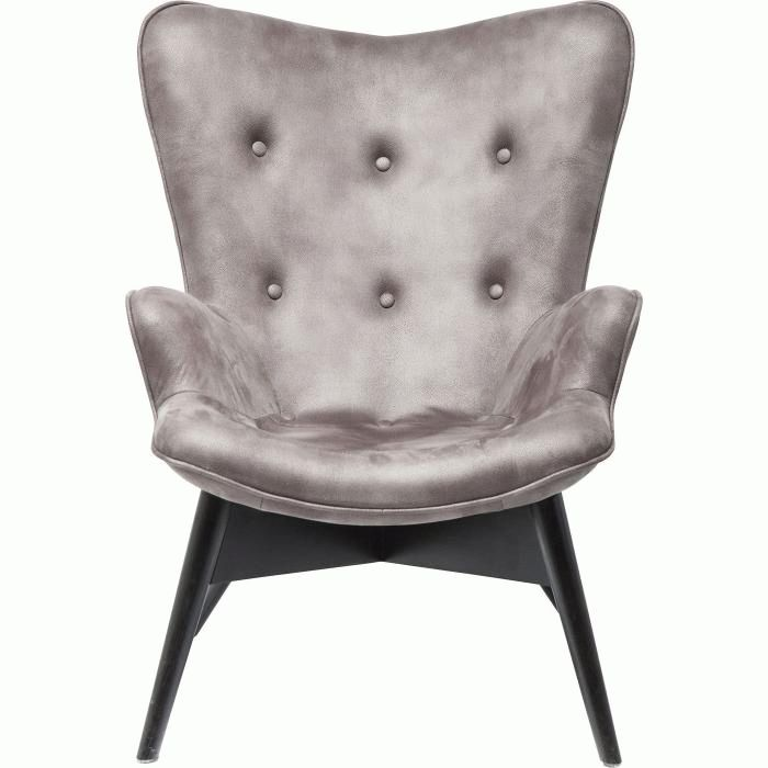 Arm Chair Angels Wings Anthracite Eco