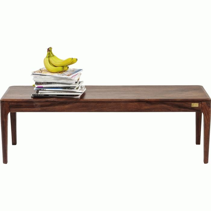 Brooklyn Walnut Bench 140cm
