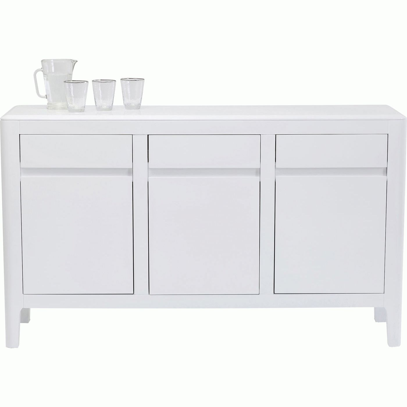 Brooklyn White Sideboard