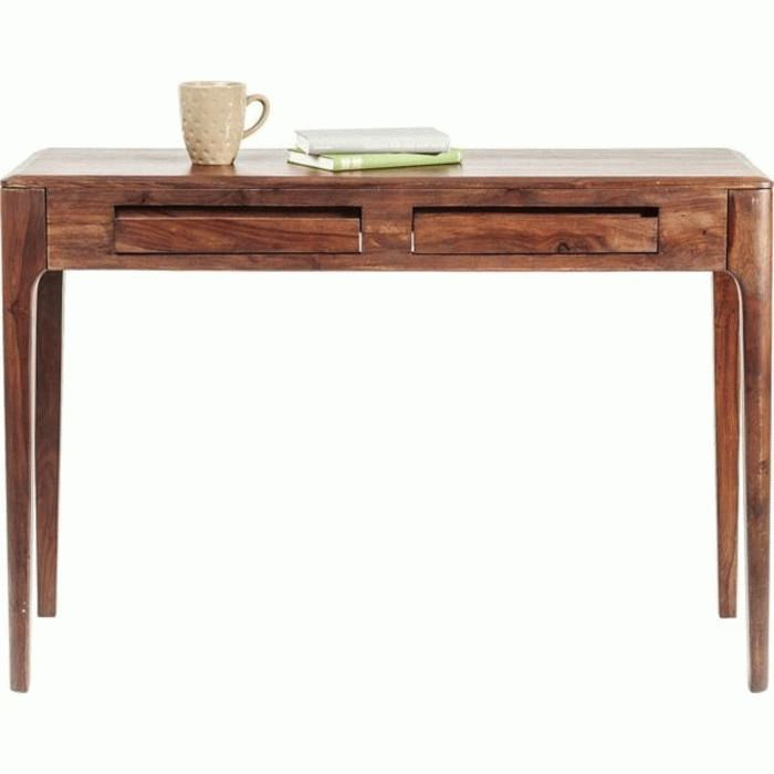 "Konsoli ""Brooklyn Nature"", Console Laptop Desk"