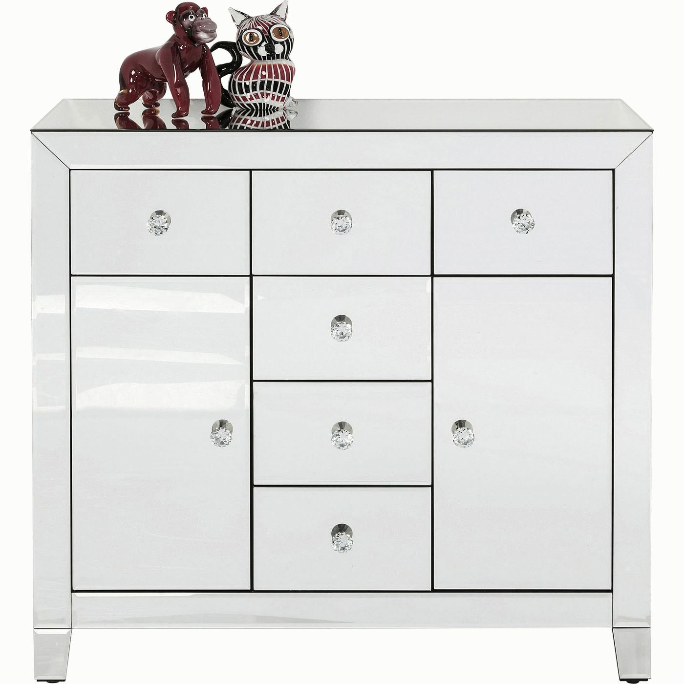 Sideboard Luxury 2 Doors 6 Drawers